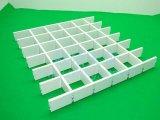 Schallabsorption Aluminium Grille Deckenfliesen