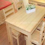 固体木のダイニングテーブルの居間の家具(M-X2428)