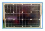 50W MonoSillicon Sonnenkollektor-Zelle mit CER RoHS MCS TUV