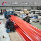 Mattonelle di tetto ricoperte colore/preverniciato coprire lo strato ondulato del tetto di Sheet/PPGI