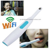 Dental WiFi Portable Connection HD caméra intra-orale Compatible Ios et Android système (CAM99)