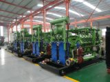 Мощность производства биогаза Silent генераторной установки лучшая цена 100 квт