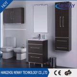 Высокое качество меламина напольные ванной комнате в левом противосолнечном козырьке