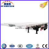 Flachbett-Schlussteil der 12500mm Längen-40FT für Träger-Behälter