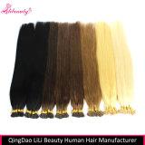 Человеческие волосы 100% Unprocessed Я-Наклоняют выдвижения волос оптом