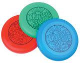 Nylon складывая Frisbee с печатание логоса
