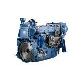 HP 112~162 Seires de 6 A 6 cilindros motor diesel marino