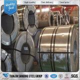 A TFS de aço revestida a crómio isento de estanho