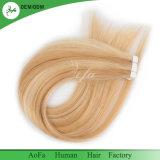 Волосы ленты человеческих волос Remy в выдвижении волос размера 4cmx1cm европейском