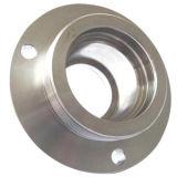 Pieza de maquinaria de acero de Precison de las guarniciones alta