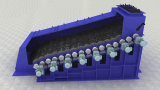 Minerale het Onderzoeken van Apparatuur van het Onderzoek/10mm Machine/het Zeven van Apparatuur/het Scherm van de Mijnbouw/het Trillende Scherm voor Gevangen Elektrische centrale CFB