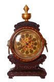 De Klok van de lijst/de Houten Klok van /Antique van de Klok/de Klok van het Bureau