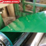 Цвет изготовления фабрики PPGI Prepainted гальванизированная стальная катушка