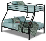 Stock에 있는 Sale 최신 침실 Furniture School Steel Metal Bunk Bed