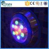 벽 마운트 수중 LED 수영풀 빛