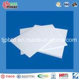 Barra de plástico sólido rígida de PVC rígida e de plástico