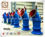 mini pompe à eau de l'écoulement 900zl axial