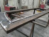 14 مقياس فولاذ [ورووغت يرون] [إنتري دوور] [دووبل دوور] تصميم