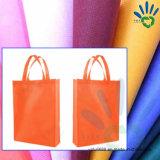 Tessuto non tessuto del punzone dell'ago del poliestere per il sacchetto di acquisto