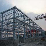 Estructura de acero de la luz de fácil montaje