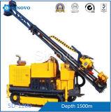 Pleine plate-forme de forage hydraulique du faisceau SD-1200 pour la construction de base