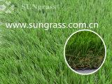 het Kunstmatige Gras van de Vrije tijd van de Tuin van het Landschap van 50mm (sunq-AL00076)