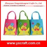Jouet de canard de Pâques de décoration de sac de vin de Pâques de la décoration de Pâques (ZY14C864-1-2)