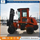 Dieselgabelstapler des China-Hersteller-4X4