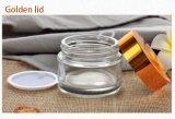 مرطبان بديعة شفّافة [كرم] زجاجيّة ([نبغ1517])