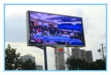 스크린 (발광 다이오드 표시 널)를 광고하는 옥외 풀 컬러 LED