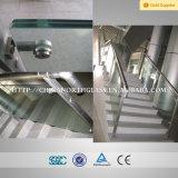 3+0.38PVB+3 Interlayer Glass Laminated Glass
