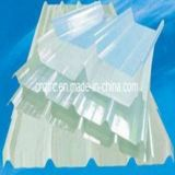 Transparent Colored FRP Transparent Corrugated Sheet for Factory