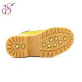 Le travail de fonctionnement de sûreté d'injection d'enfants de gosses ajusté par famille amorce des chaussures pour la fonction extérieure (SVWK-1609-039 LE TAN)