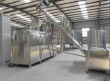 Sojabohnenöl-Fleisch-strukturiertes Gemüsesojabohnenöl-Protein, das Maschine herstellt