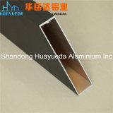 Profils En Aluminium extrudé /tous les types de bâtiment d'extrusion en aluminium aluminium extrudé