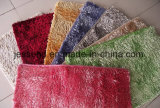 Poliéster ecológica chenilla alfombras para habitación de los niños