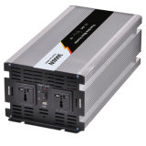 3000W 12V/24V/48VのDC入力110V/220V AC出力格子タイインバーターを離れた純粋な正弦波