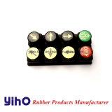 Silikon-Gummi-/Silikon-Tastaturblöcke und Gummitaste
