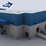 Pre-Engineer directa de fábrica, almacén de bastidor de la estructura de acero prefabricados