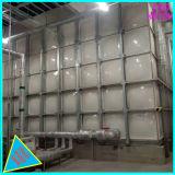 Réservoir de confiance de l'eau de pluie de FRP GRP SMC avec la chaufferette et le système de refroidissement