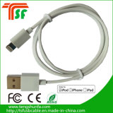 A China por grosso cabo de dados USB do telefone para cabo de carregamento do iPhone, Cabo de IFM conector C48