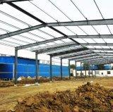 Construction préfabriquée de construction avec le bâti de structure métallique