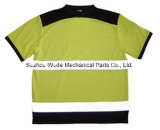 UPT004 100% полиэстер рубашки поло короткий рукав футболки комбинезоны костюм труда