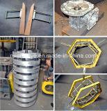 HDPE-LDPE einem doppelten Zweck dienender Film-durchbrennenmaschinen-Set