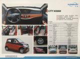 4 Rad-batteriebetriebenes städtisches Stadt-Auto, elektrisches Auto