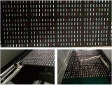 Singola stampatrice automatica piena della matrice per serigrafia del rullo di colore per tessuto non tessuto