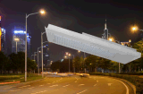 Nuovo LED indicatore luminoso di via di 2017, testa dell'indicatore luminoso di via del LED, indicatore luminoso della strada di 150W LED