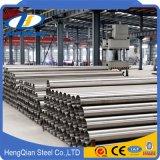 La granulation/satin/délié/ont poli/pipes gravés en relief d'acier inoxydable (200series/300series/400series)