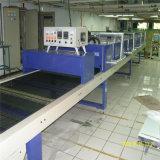 """Низкая температура осушителя конвейера для тонких тканей 20-50футов x 33"""", 28квт"""