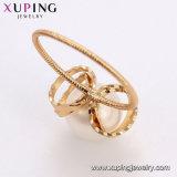 Il migliore anello della perla di modo di Xuping di qualità 15341 con oro 18K ha placcato